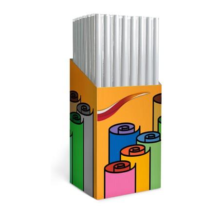 Rollitos polipropileno transparente suescun papel papel - Papel de regalo transparente ...