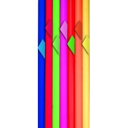 Rollitos Surtidos Papel Liso Bicolor
