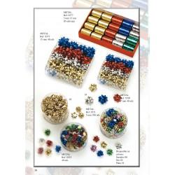 Estrellas Metalizadas Adhesivas