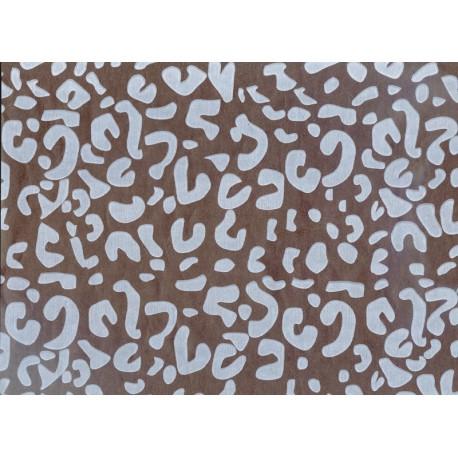 Papel Regalo Print Leopardo
