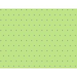 Papel Regalo lunares Verde-Plata